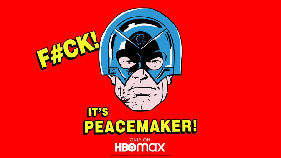 peacemaker hbo max logo