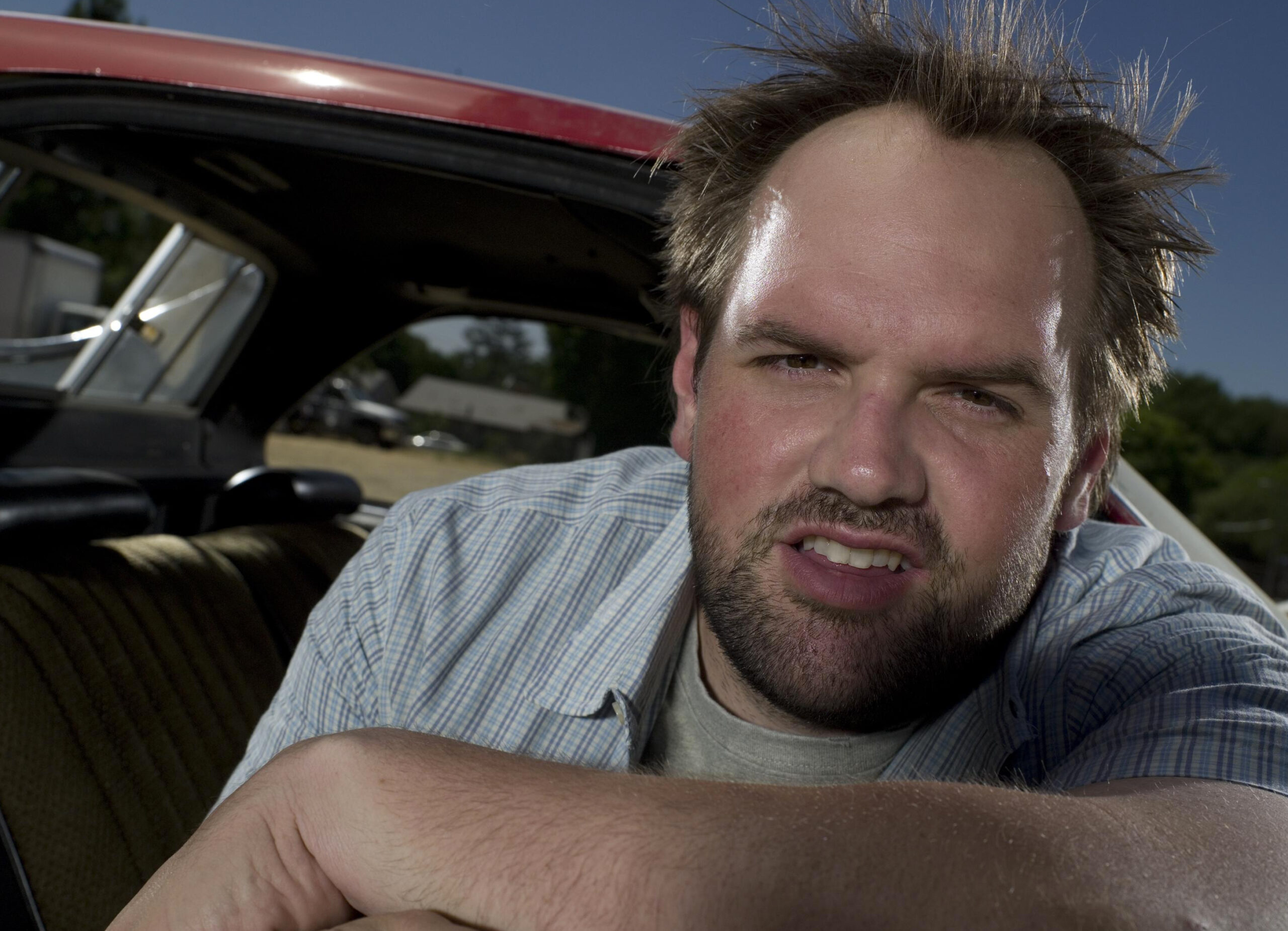 Ethan Suplee: How He Went From Hollywood's Fat Guy To Lean And Mean