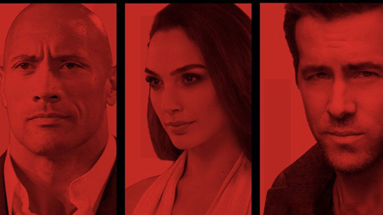 Red Notice: All We Know About The Rock's Star-Studded Netflix Action Film