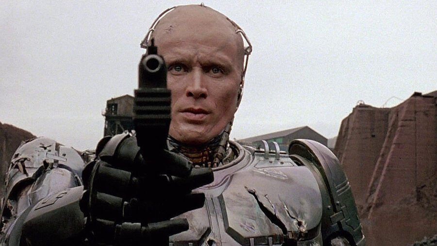 robocop returns peter weller