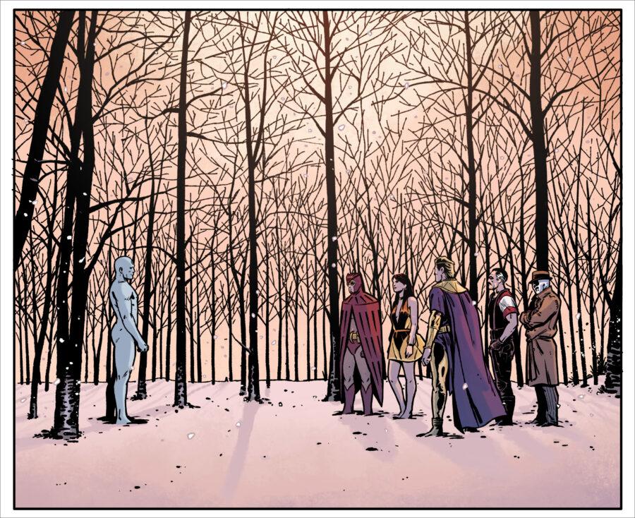 Watchmen spinoff