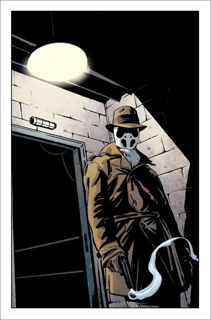 WINNER: Watchmen