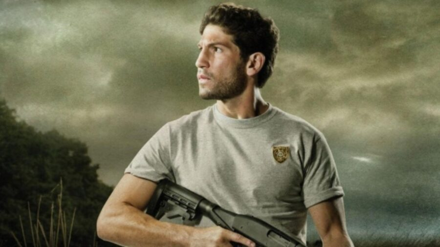Jon Bernthal on The Walking Dead