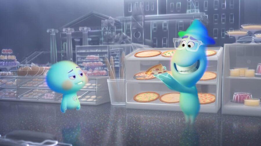 soul pixar streaming release characters