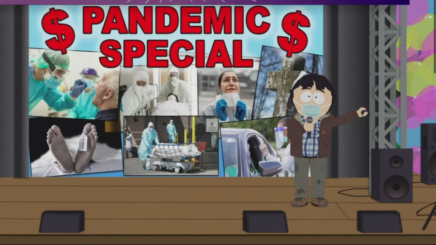 south park pandemic special randy