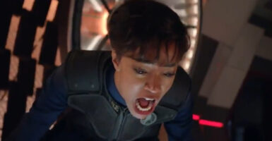 star trek: discovery scream feature