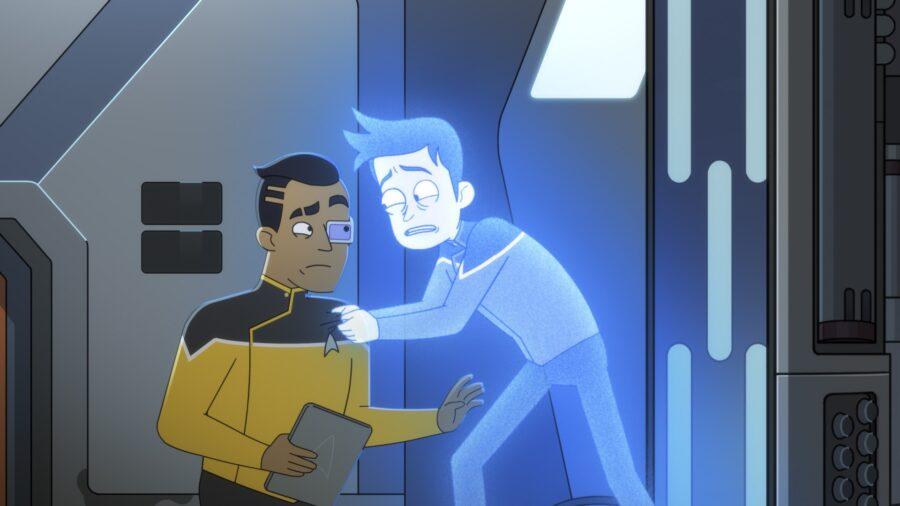 star trek lower decks episode 7