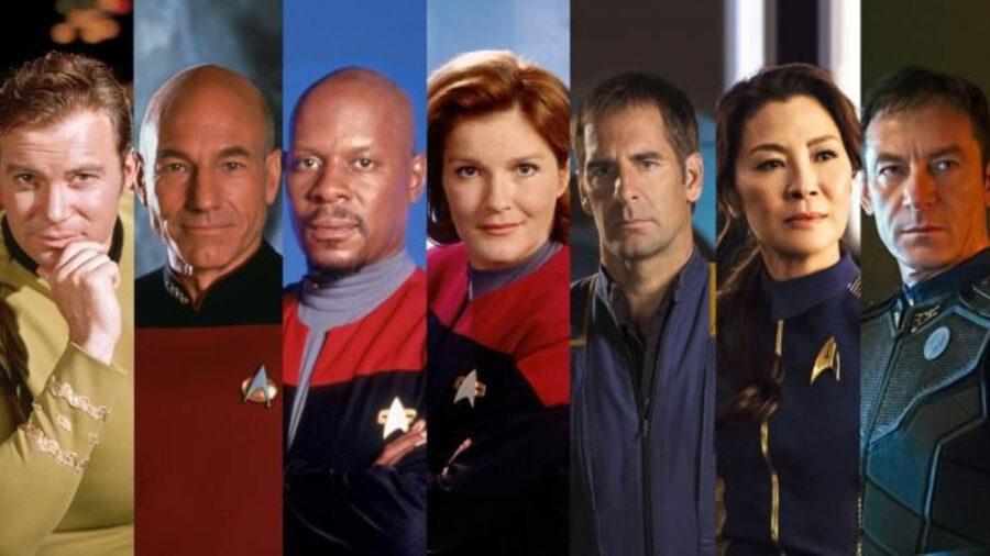 star trek timeline header captains
