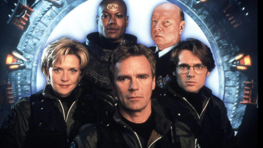 stargate new series feature