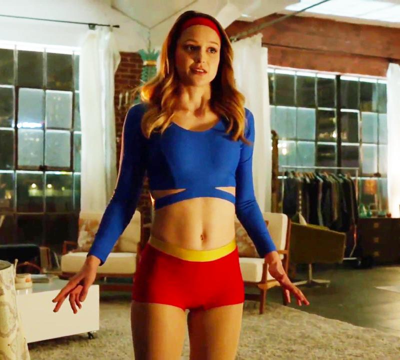 Supergirl sexy