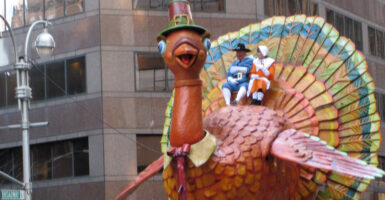 thanksgiving day parade feature