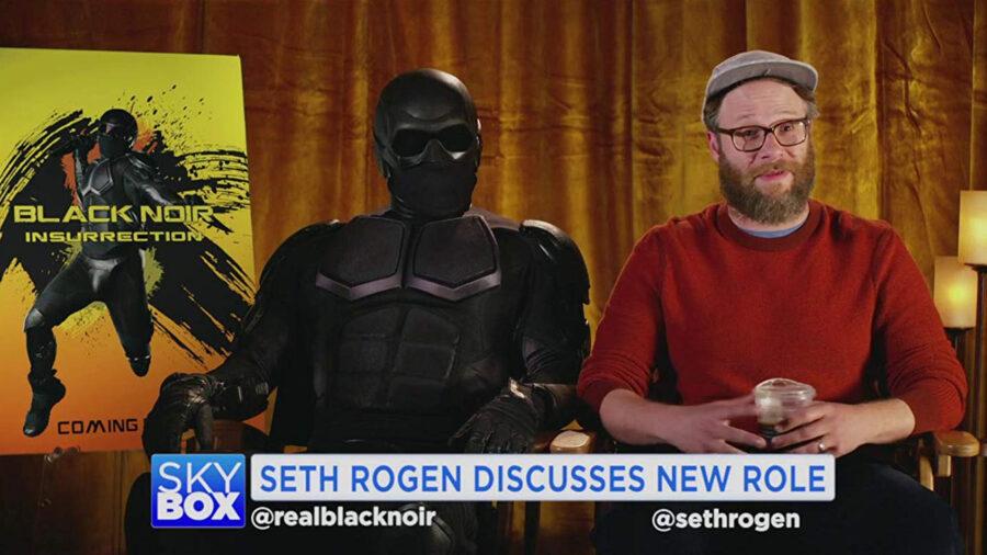 the boys black noir seth rogen