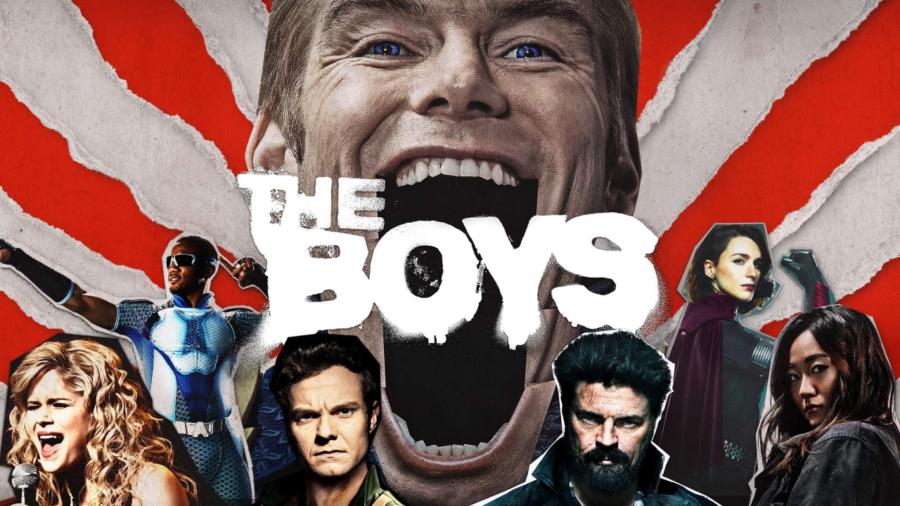 the boys amazon prime video