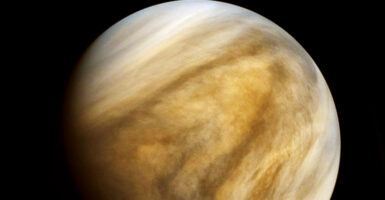 venus planet feature