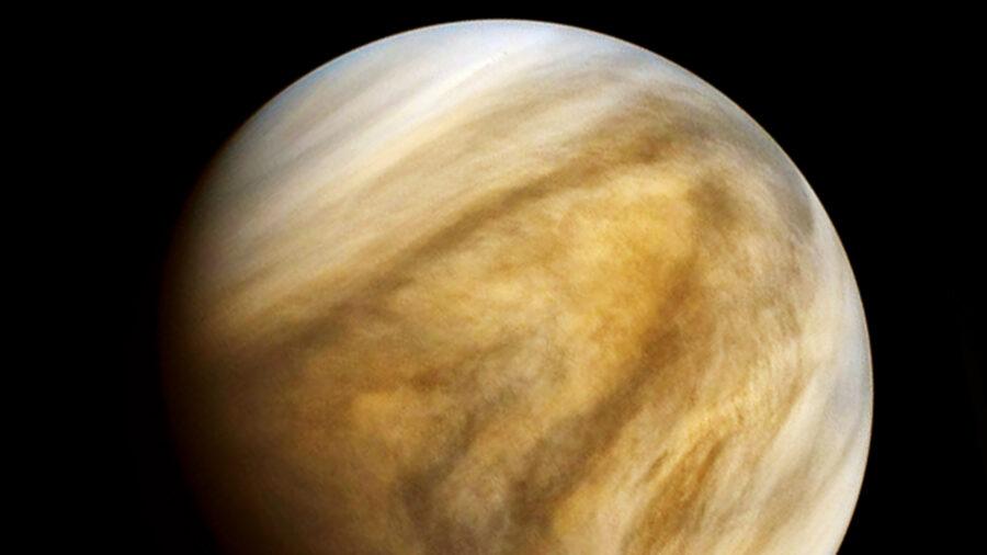 venus planet feature