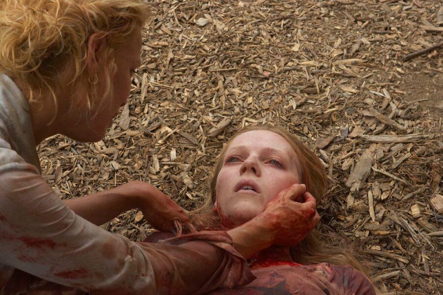 Emma Bell Walking Dead Death