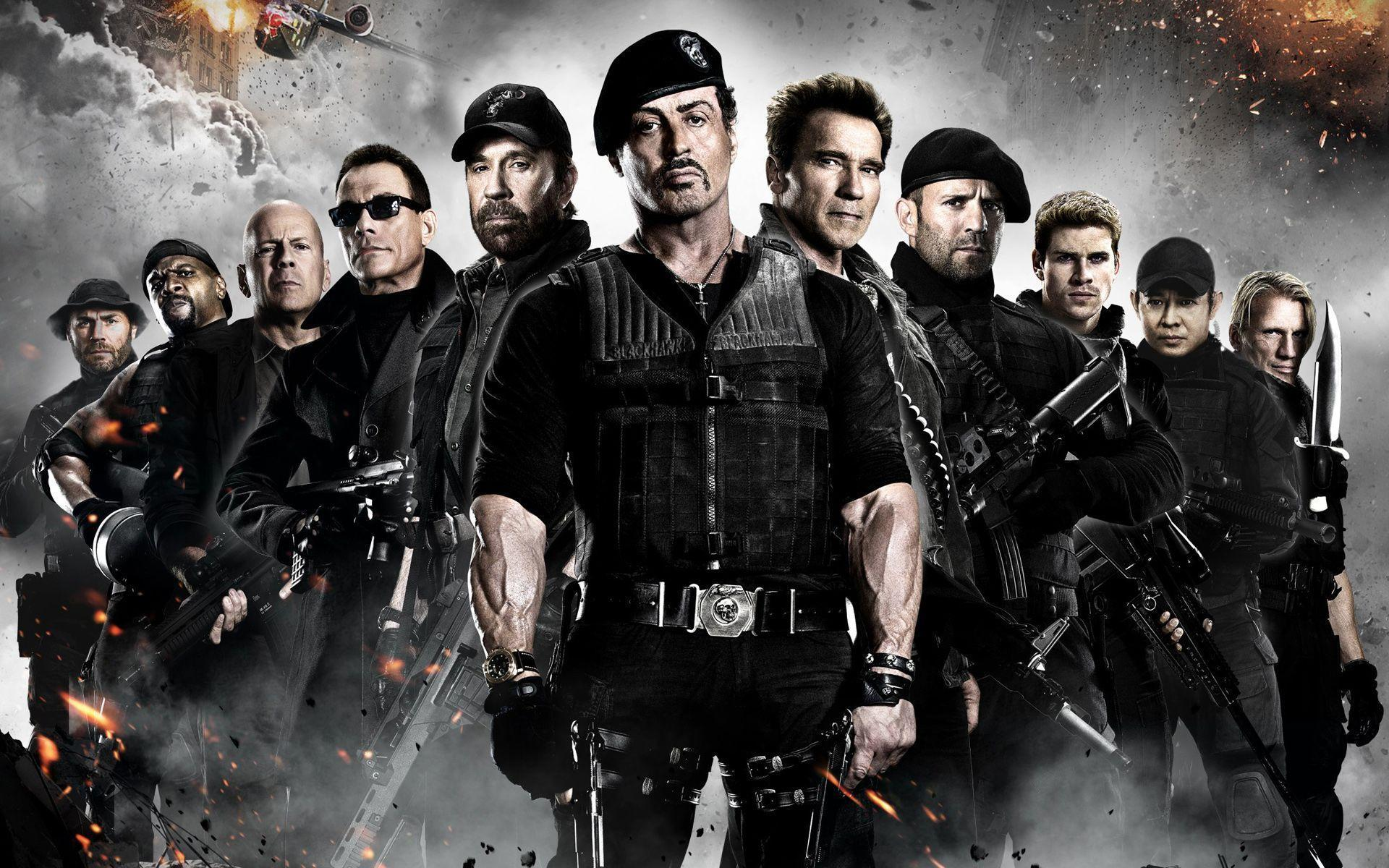 The Expendables 4: All We Know