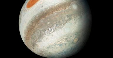 Jupiter sprites