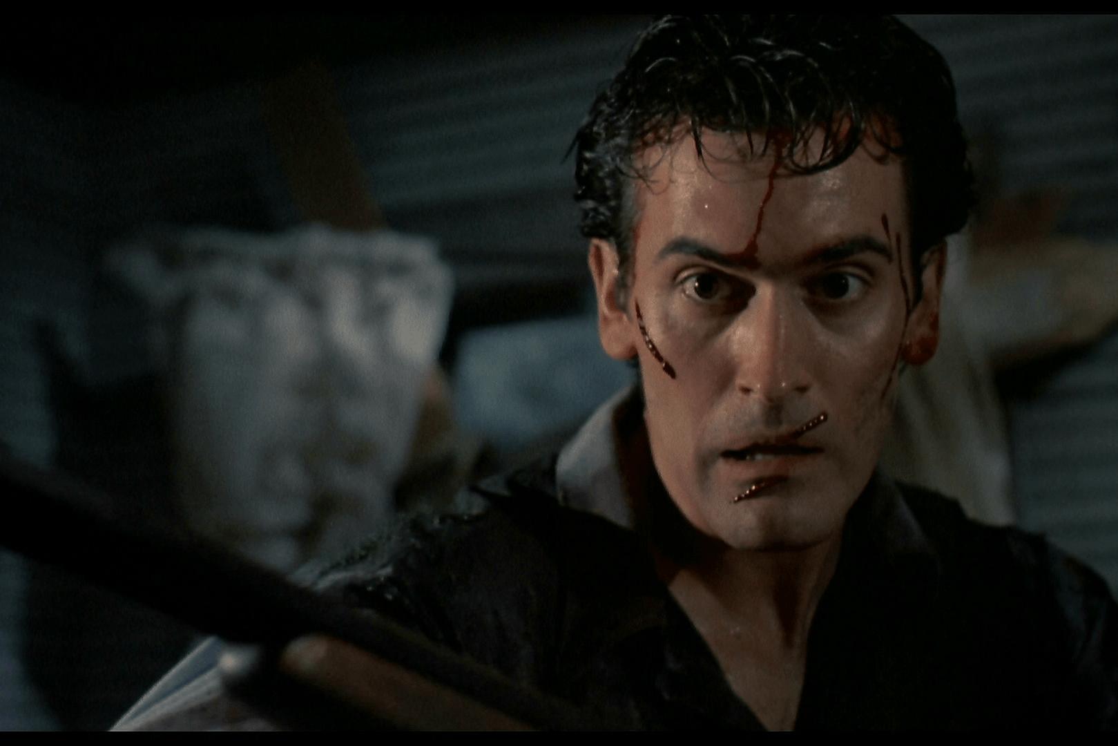 Bruce Campbell Evil Dead