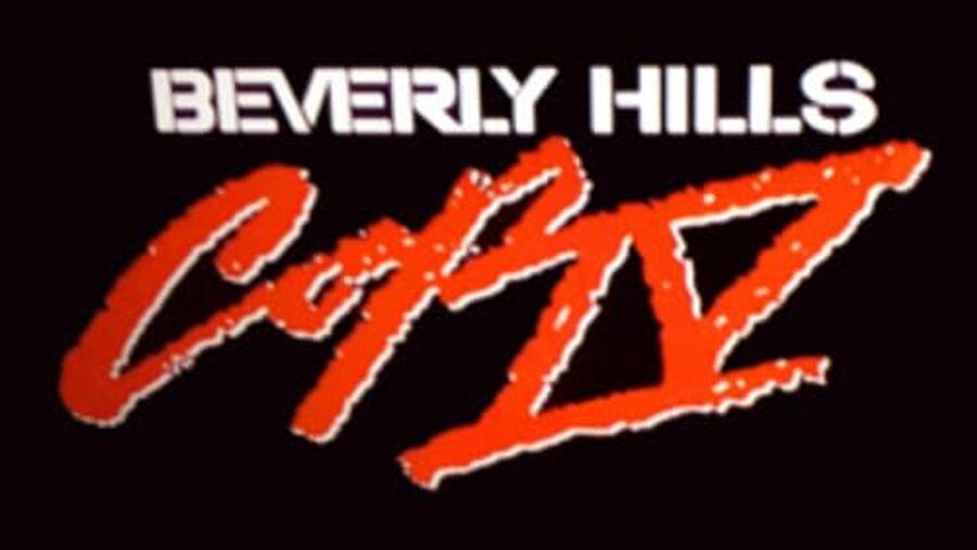 Beverly Hills Cop 4 logo