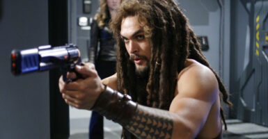 Jason Momoa Stargate Atlantis feature