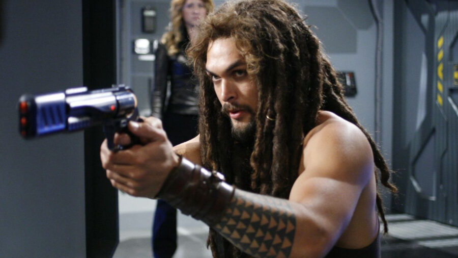 Jason Momoa Stargate Atlantis feature
