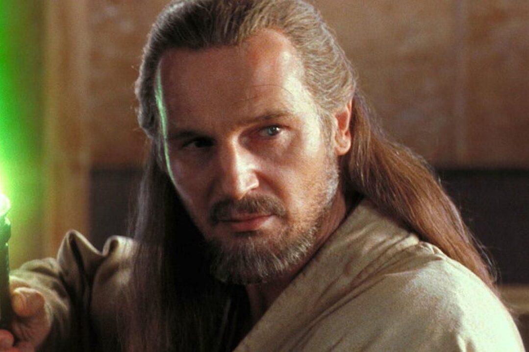 Liam Neeson Star Wars