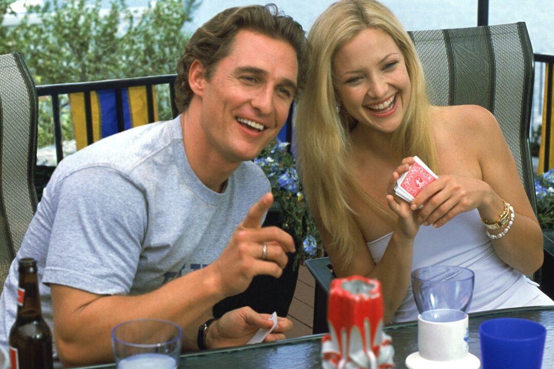 Matthew McConaughey Kate Hudson