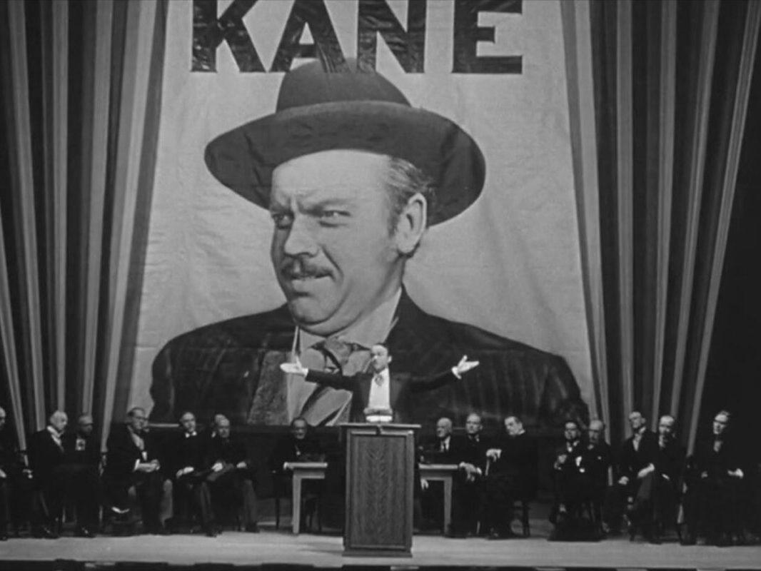 Mank Citizen Kane