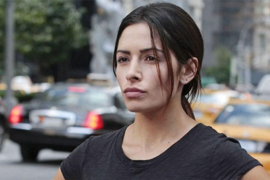 Sarah Shahi for Black Adam