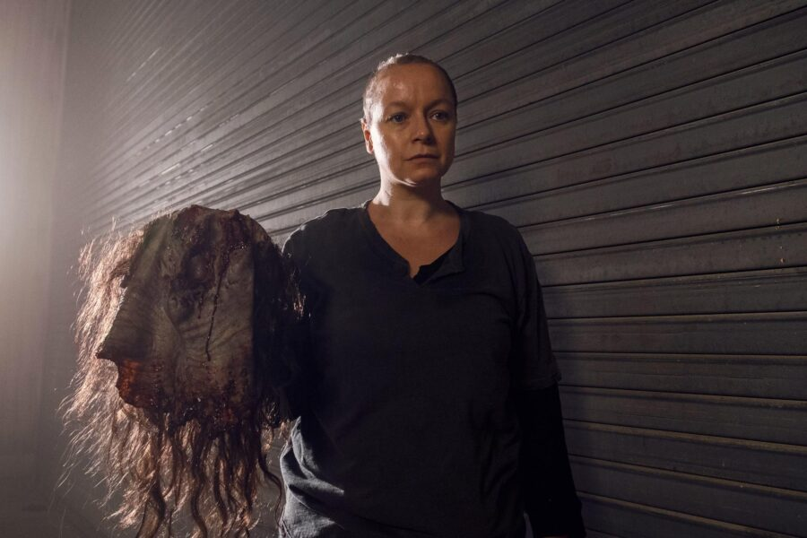 Samantha Morton: Did She Fake A Stroke Before The Walking Dead?