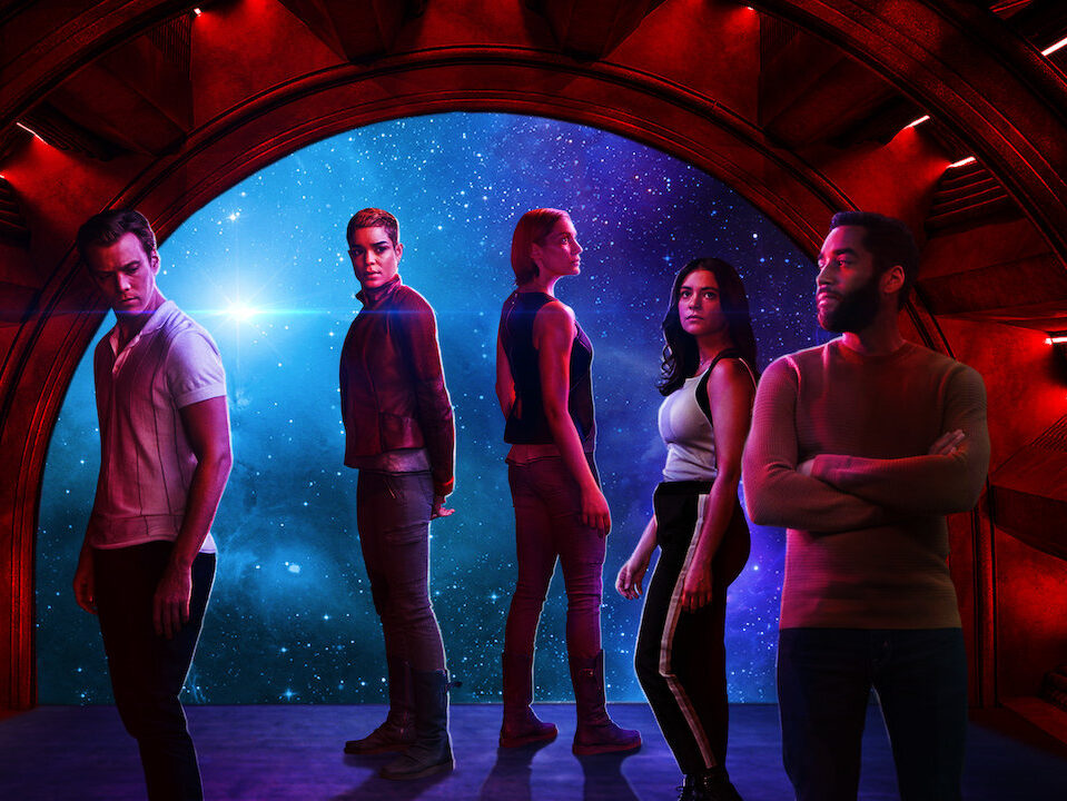Katee Sackhoff and Another Life season 2 cast