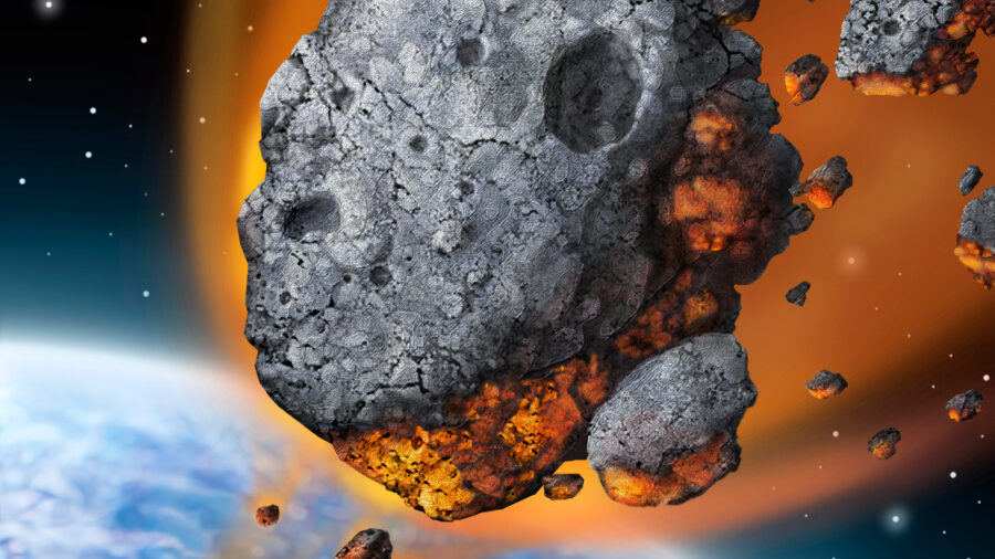 asteroid feature