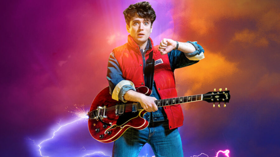 back to the future musical feature