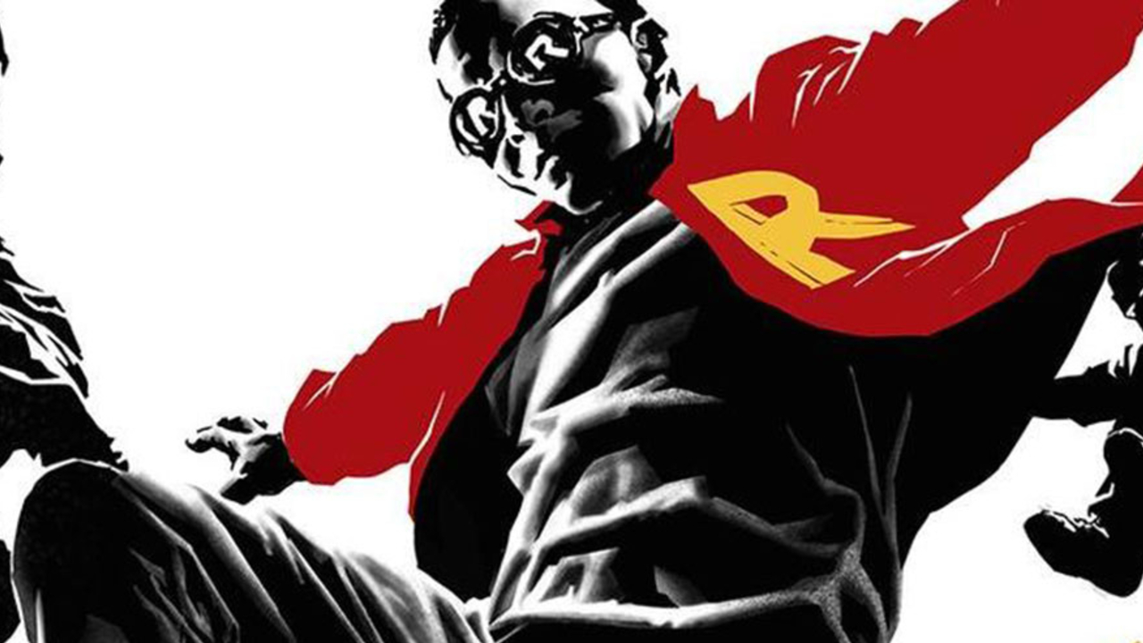 Batman's New Robin Will Reportedly Be African American