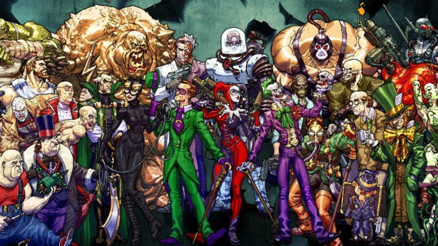batman villains feature