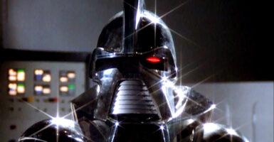 battlestar galactica cylon feature