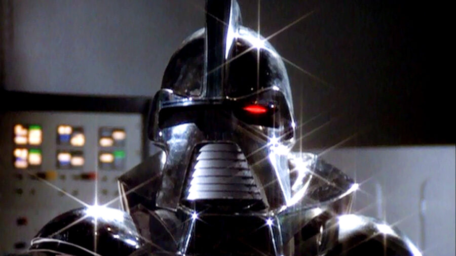 battlestar galactica cylon feature