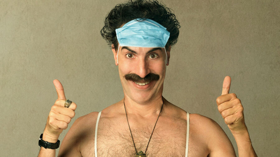 borat 2 trailer feature