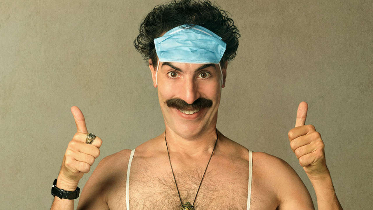 Borat 2's First Trailer And Crazy Long Official Title Are Here