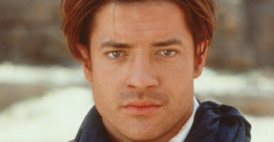 brendan fraser feature