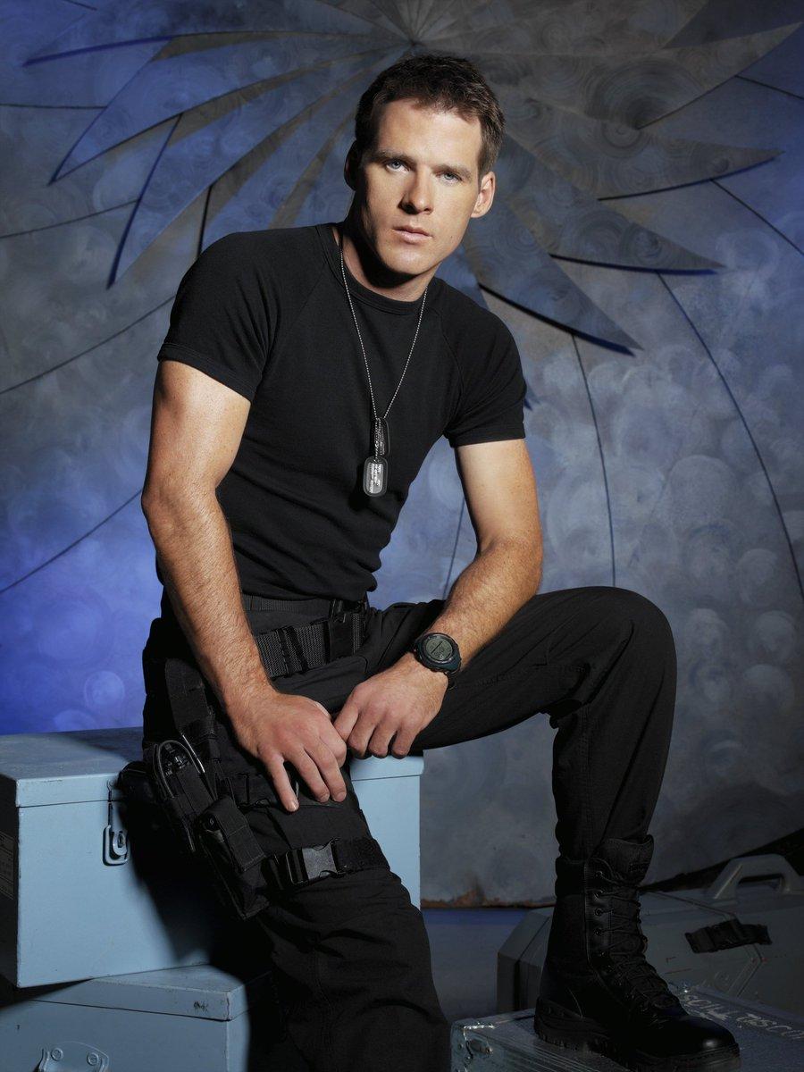 Ben Browder on Stargate