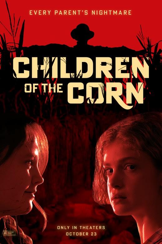 children of the corn 2020 poster