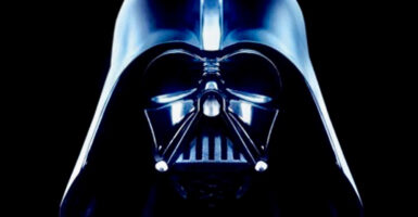 darth vader feature