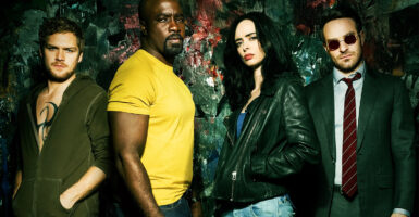 defenders marvel feature