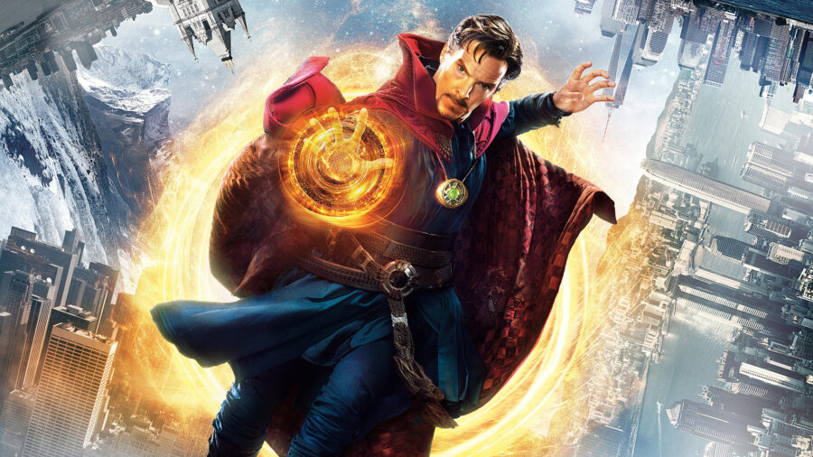 doctor strange feature