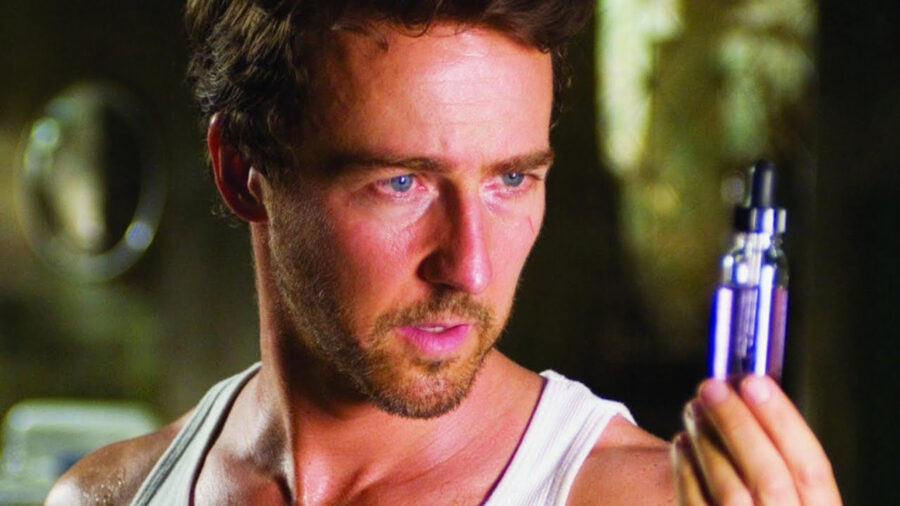 edward norton incredible hulk