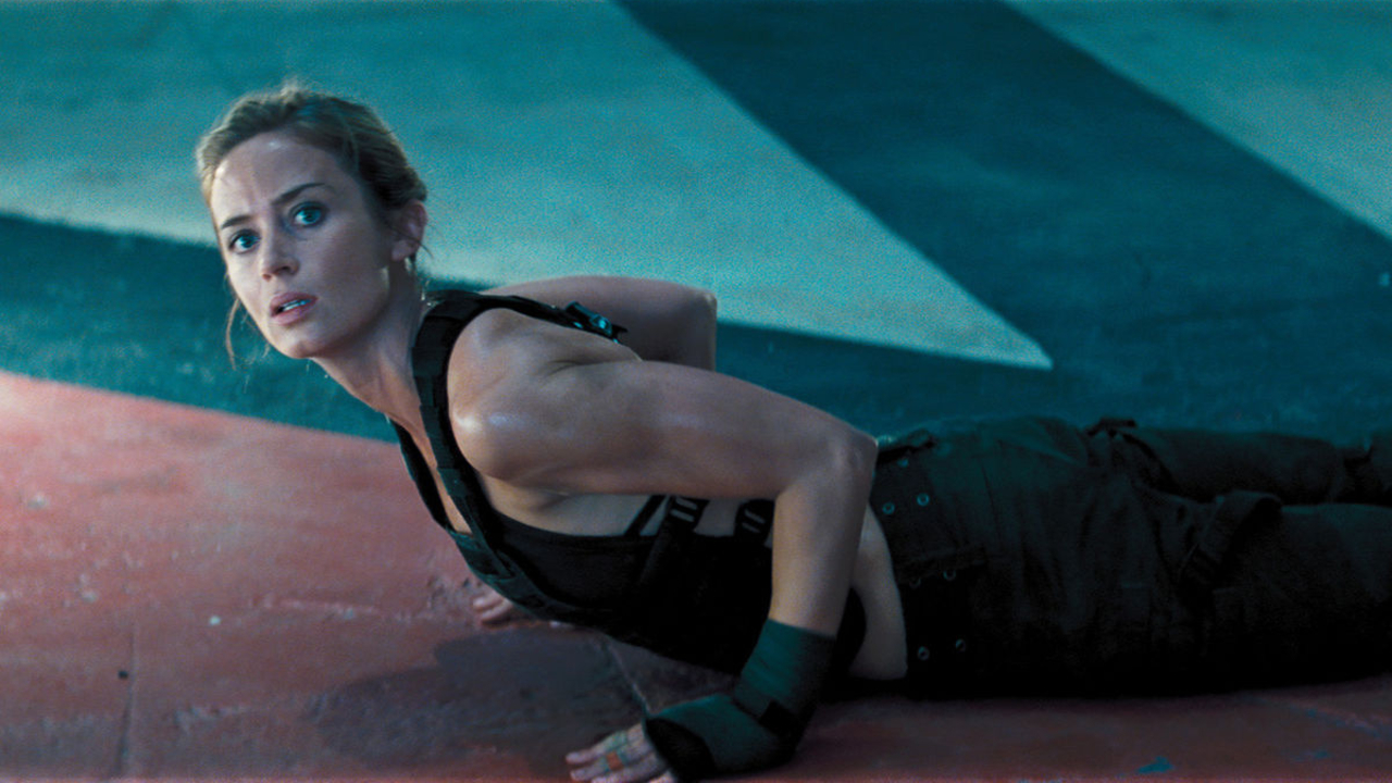 Emily Blunt May Be Marvel's New Black Widow