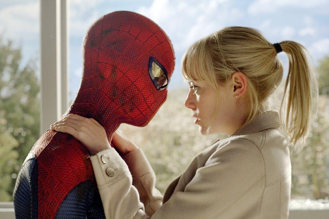 Emma Stone Spider-Man