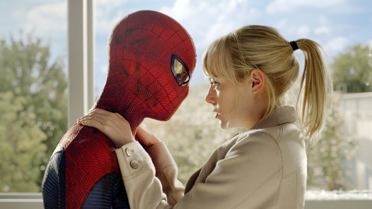 See Emma Stone As Spider-Man's Spider-Gwen